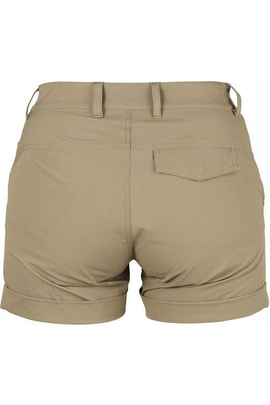 Fjällräven Shorts Abisko Stretch Sand Brown