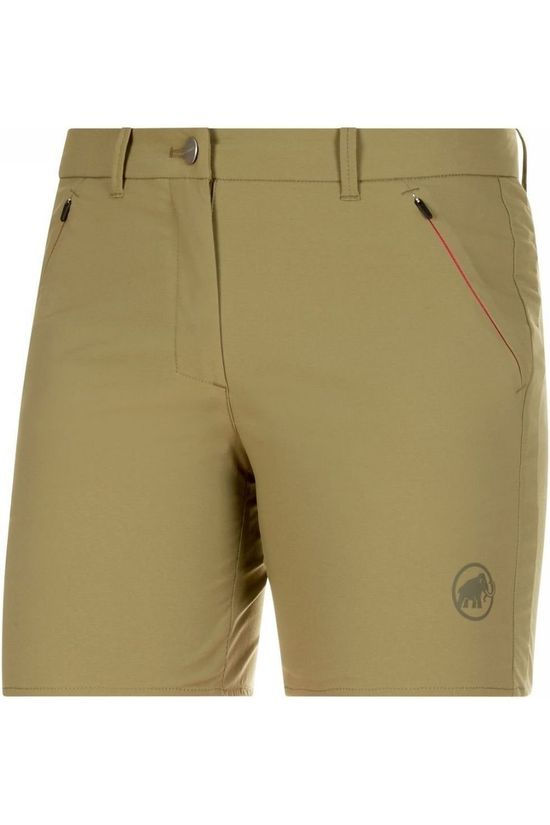 Mammut Short Hiking Groen