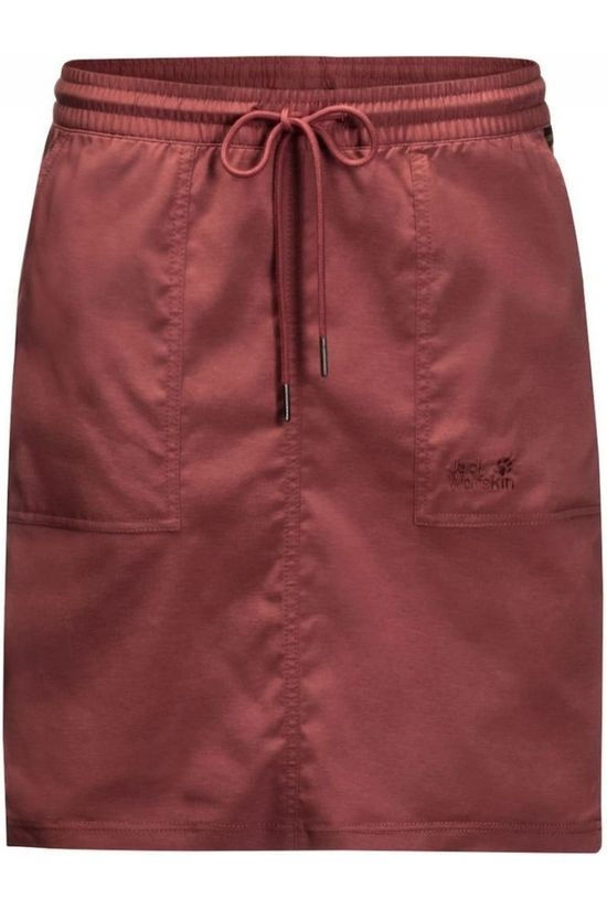 Jack Wolfskin Jupe Senegal Bordeaux / Marron