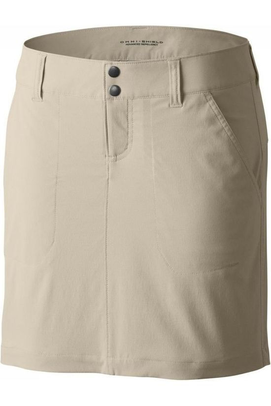 Columbia Skort Saturday Trail Brun Sable