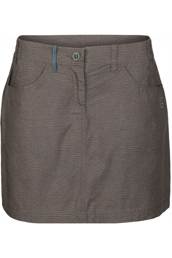 Ayacucho Skort Camps Bay Dark Grey/Assorted / Mixed