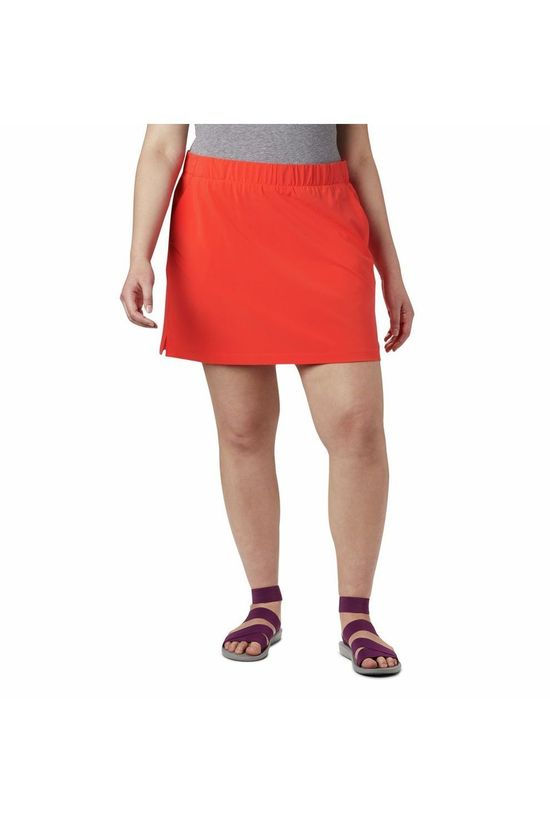 Columbia Skort Chill River Rood