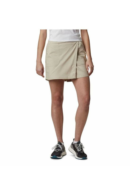 Columbia Skort Longer Days Brun Sable