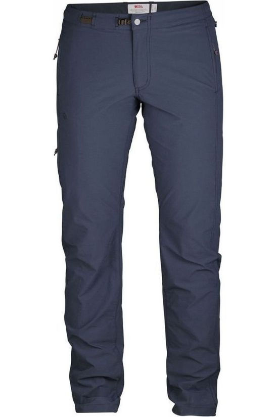 Fjällräven Pantalon High Coast Trail Bleu Marin
