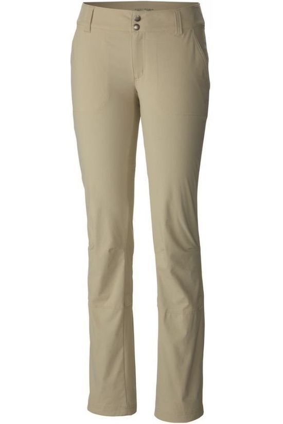 Columbia Trousers Saturday Trail Long Sand Brown
