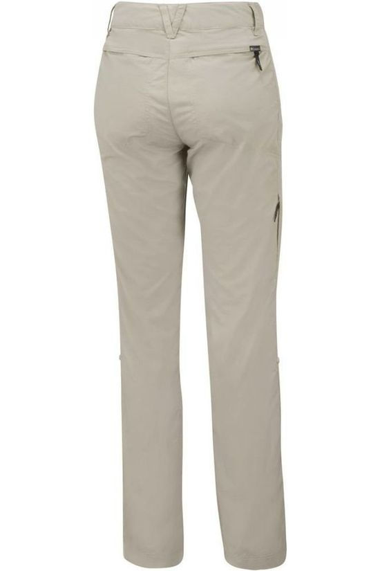 Columbia Trousers Silver Ridge Long light brown