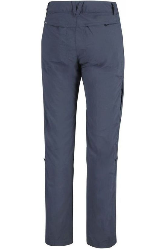 Columbia Broek Silver Ridge Regular Donkerblauw