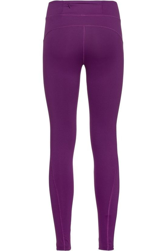 Odlo Pantalon Smooth  Soft Pourpre