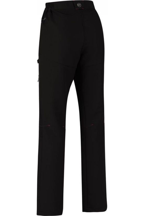 Regatta Trousers Womens Questra black