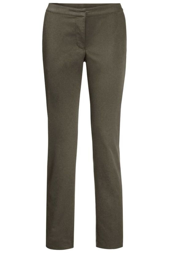 Jack Wolfskin Pantalon JWP Pack And Go! Winter Pants W Taupe