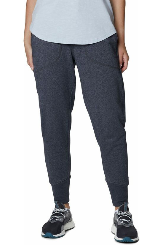 Columbia Trousers Lodge Knit Jogger dark grey
