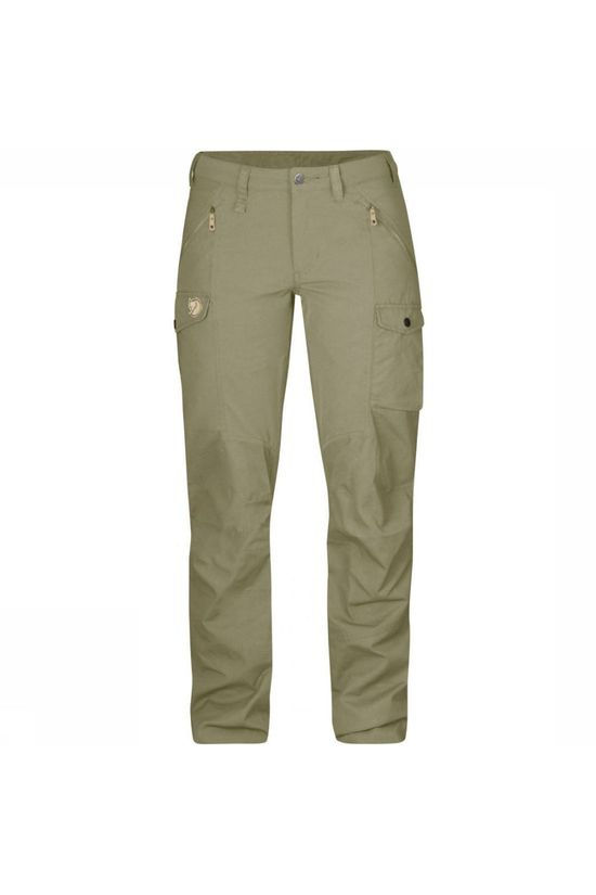 Fjällräven Trousers Nikka light khaki