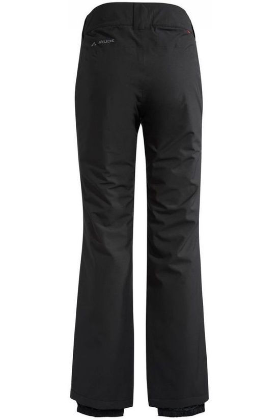 Vaude Trousers Strathcona Short black