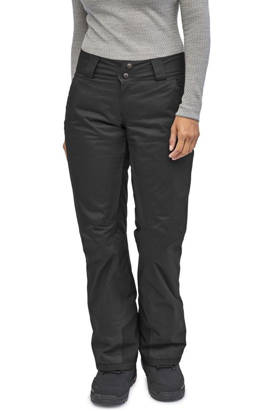 Patagonia Trousers Insulated Snowbelle - Reg black