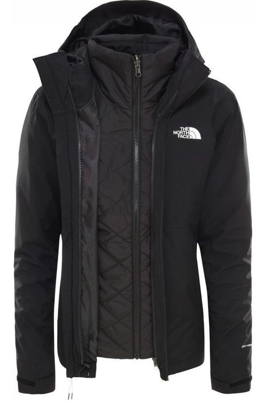 The North Face Coat Carto 3In1 black