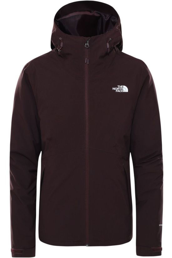 The North Face Coat Carto 3In1 dark purple