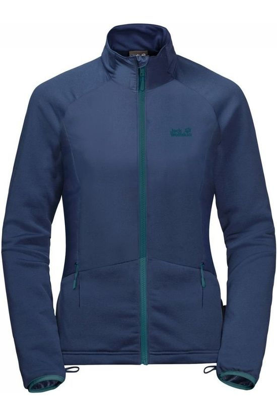 Jack Wolfskin Coat Ice Ridge mid blue