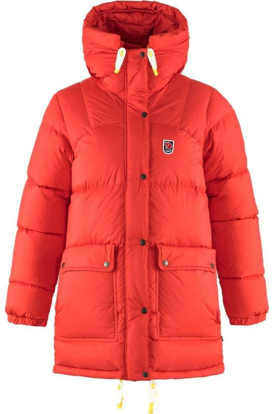Fjällräven Down Jacket Expedition Down red