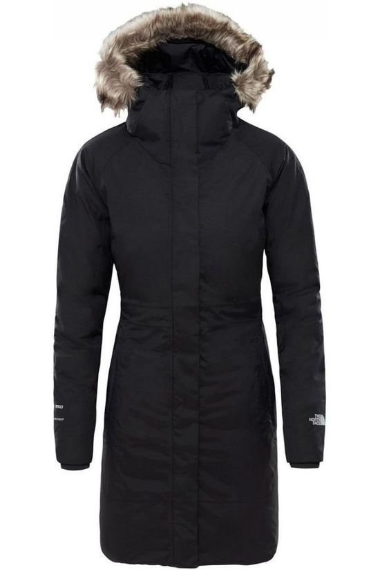 The North Face Down Jacket Arctic II Parka black