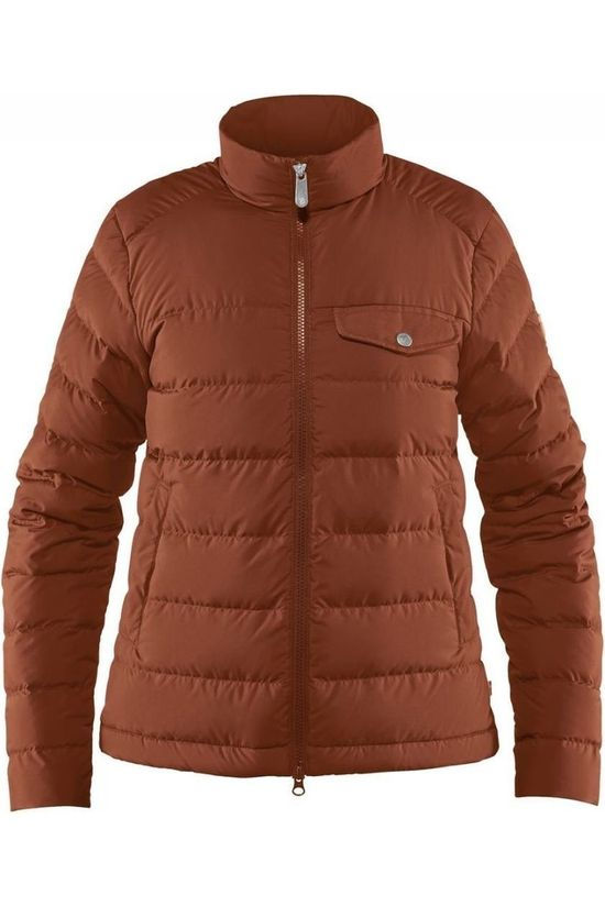 Fjällräven Down Jacket Greenland Down Liner Rust/No colour