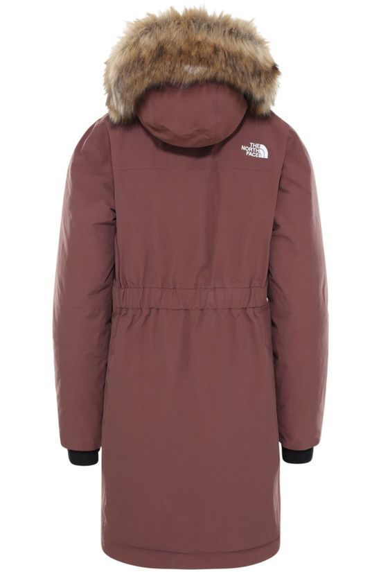 The North Face Donsjas Arctic Donkerroze