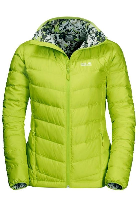 Jack Wolfskin Down Helium Peak Lime Green
