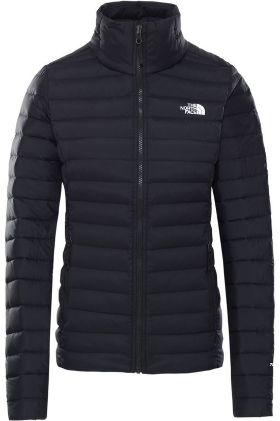 The North Face Donsjas Stretch Zwart