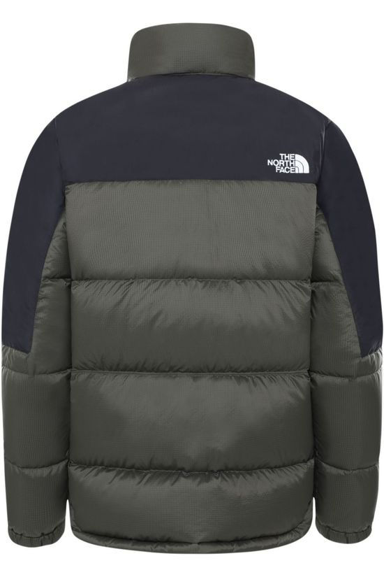 The North Face Donsjas Diablo Middenkaki/Zwart