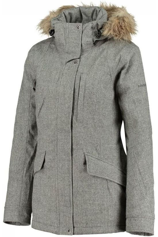 Ayacucho Coat Benton Parka light grey