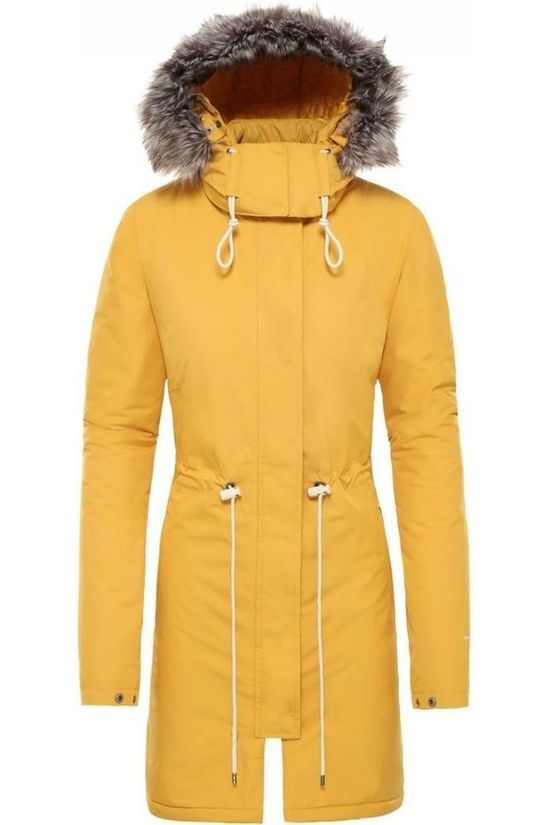 The North Face Manteau Zaneck Jaune