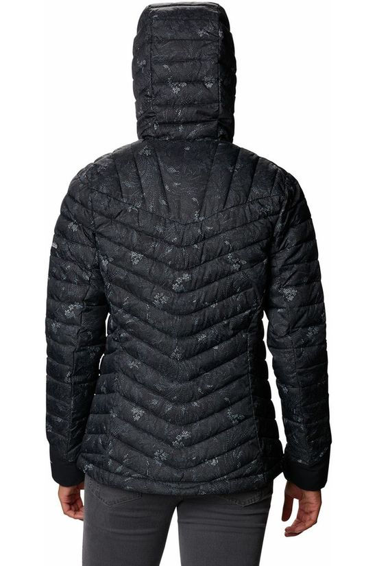 Columbia Coat Windgates Hooded black