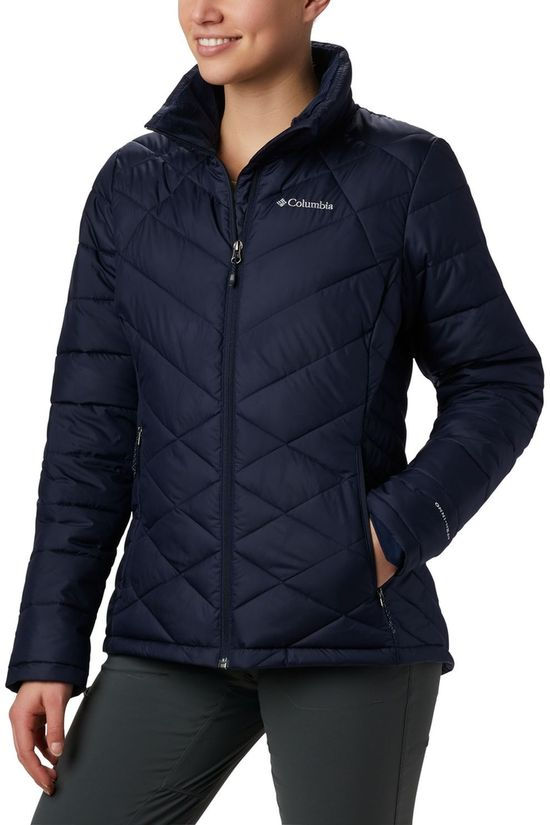 Columbia Coat Heavenly dark blue