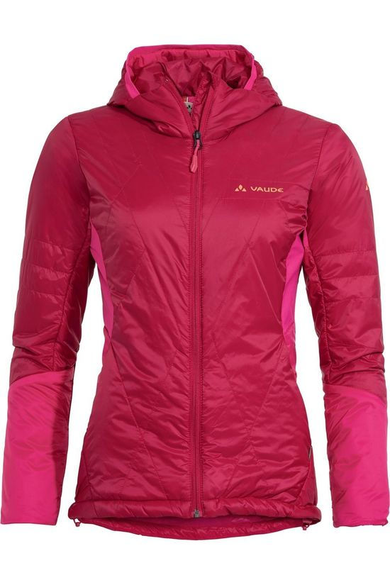 Vaude Coat Freney V dark pink