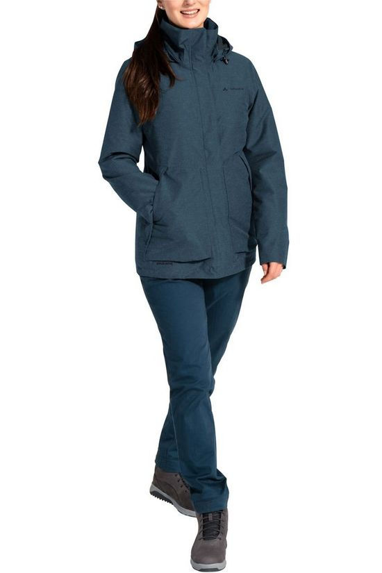 Vaude Coat Limford Jacket III mid blue