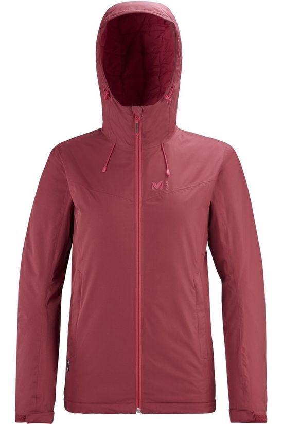 Millet Manteau Fitz Roy Insulated Rouge Moyen