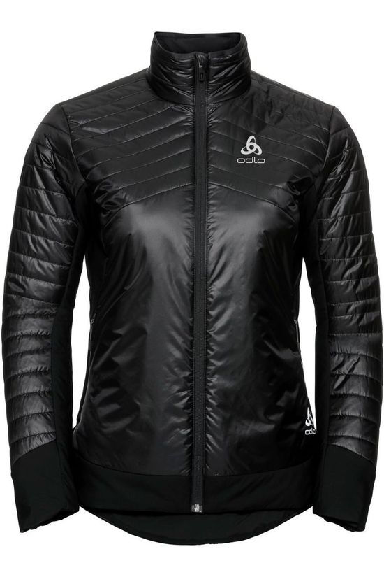 Odlo Manteau Cocoon S-Thermic Light Noir