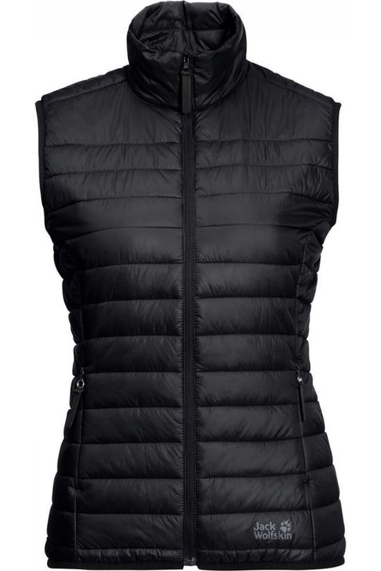 Jack Wolfskin Bodywarmer JWP Pack And Go! black