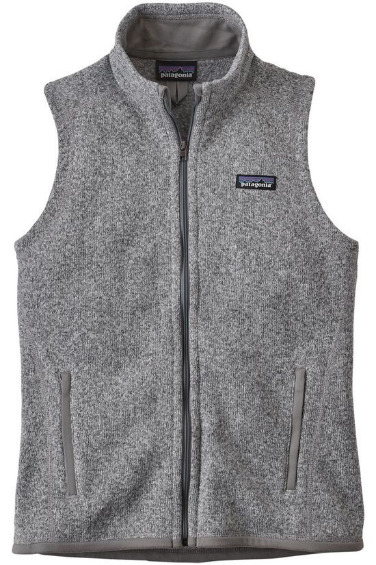 Patagonia Bodywarmer Better Sweater light grey