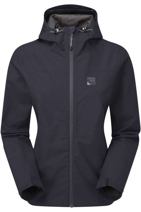Sprayway Coat Kelo Gore-Tex Navy Blue
