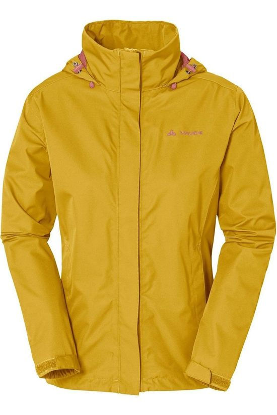 Vaude Coat Escape Light dark yellow