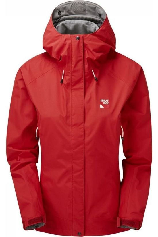 Sprayway Manteau Era Gore-Tex Rouge Foncé