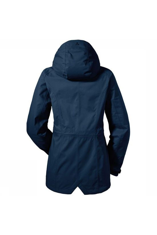 Schöffel Coat Cadiz1 dark blue