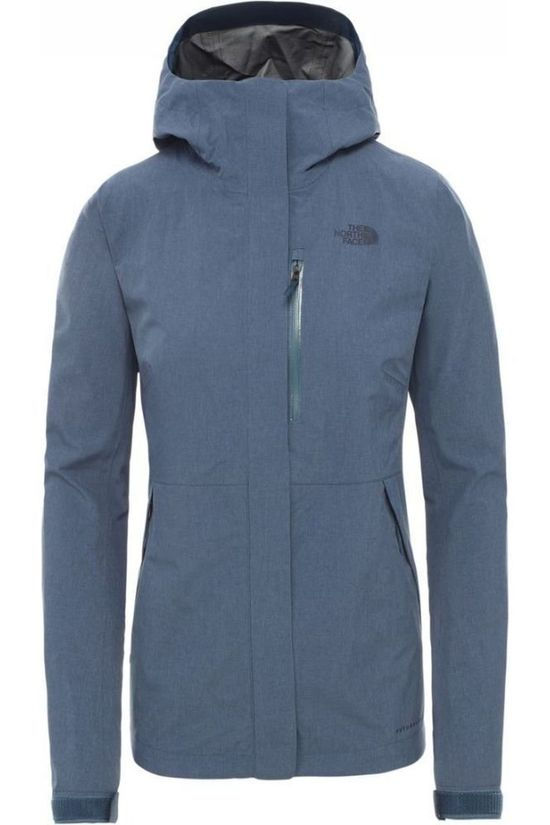 The North Face Manteau Dryzzle Futurelight Bleu Foncé