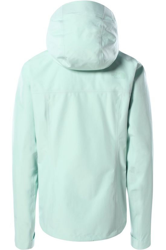 The North Face Coat Dryzzle Futurelight light green