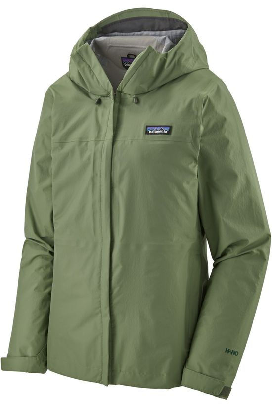 Patagonia Coat Torrentshell 3L green