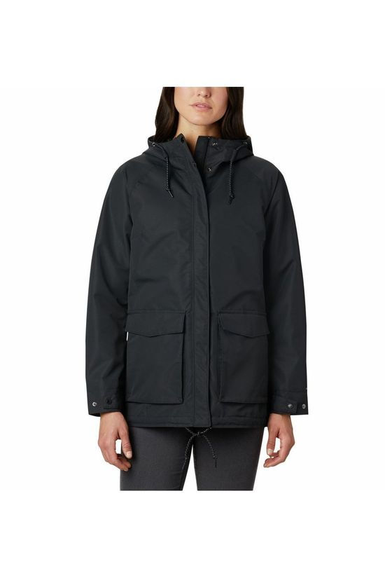 Columbia Coat South Canyon black