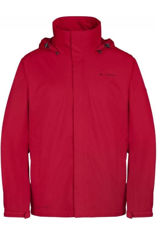 Vaude Jas Escape Light Middenrood