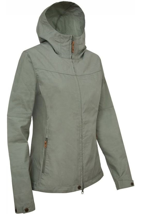 Fjällräven Coat Stina light green