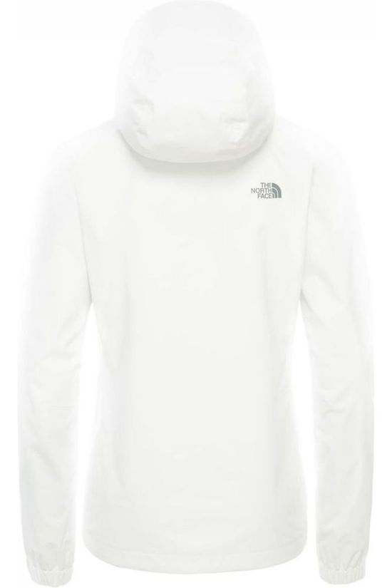 The North Face Coat Quest white/light grey