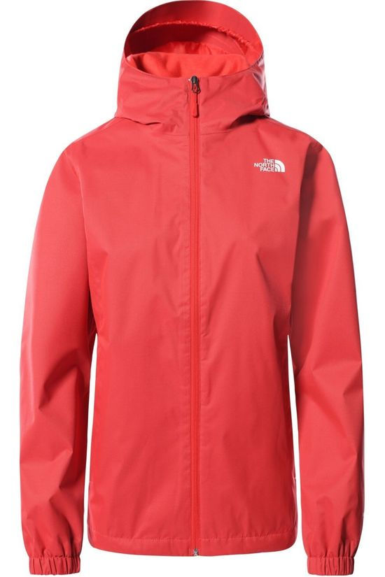 The North Face Coat Quest dark red